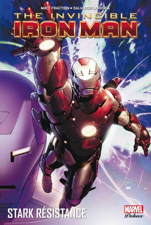 Invincible Iron Man - Resistance (Tome 3)