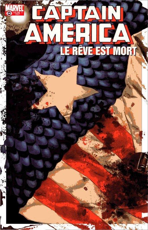 Captain America - Le Rêve est mort