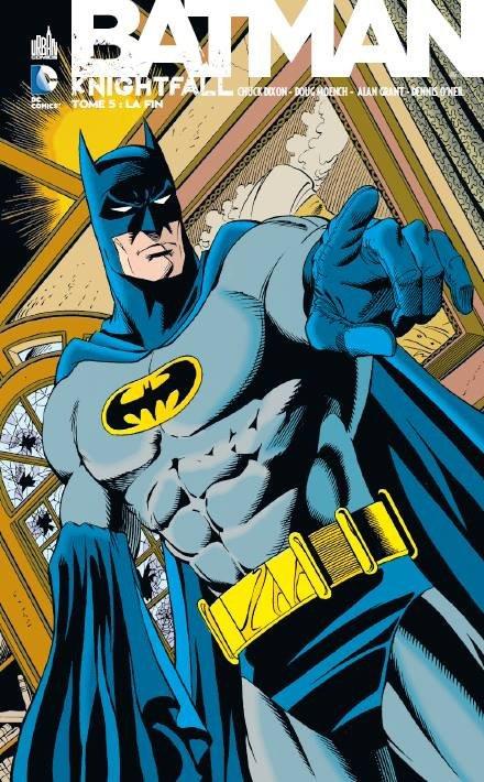 Batman Knightfall - Tome 5 : La Fin