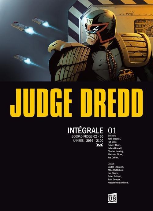 Judge DREDD - Intégrale 1
