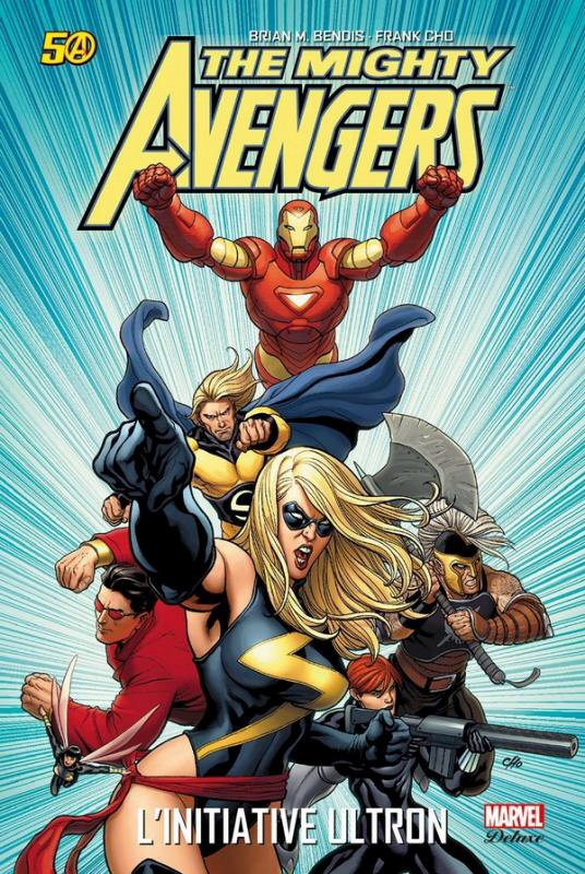 Mighty Avengers : tome 1 - L'initiative Ultron