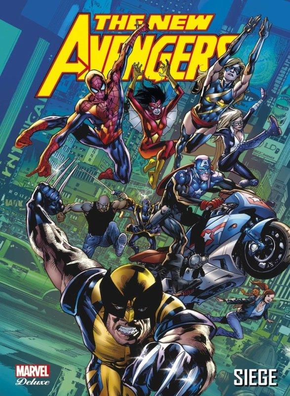New Avengers : Siège
