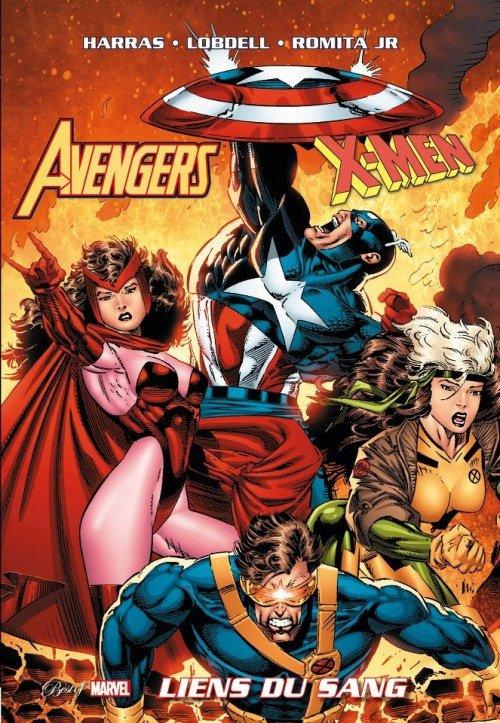 Avengers Xmen : Lien du Sang