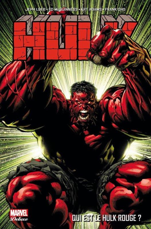 Qui est le Hulk Rouge ?