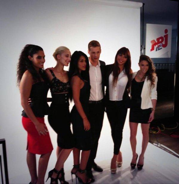 -04/07 Conférence de presse Nrj12 au Pavillon Vendome , Toute l'équipe du mag reviendra a la rentrée! + Nos deux hollywood Girls seront de retour sur Nrj12!
