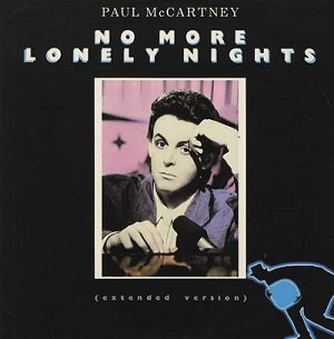 No more lonely nights ( Extended version ) / Silly love songs / No more lonely nights ( Ballad )  ( 24 Septiembre 1984 )