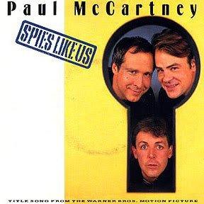 Spies like us / My Carnival ( 18 Noviembre 1985 ) PAUL McCARTNEY