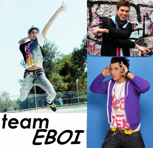 TEAM EBOI OFFICIEL CREW
