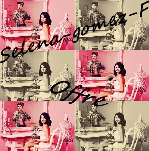 bienvenue sur le blog de selena !  ♥
