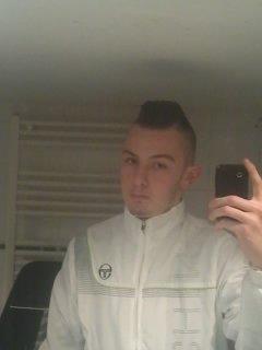 je suis aller au coiffeur