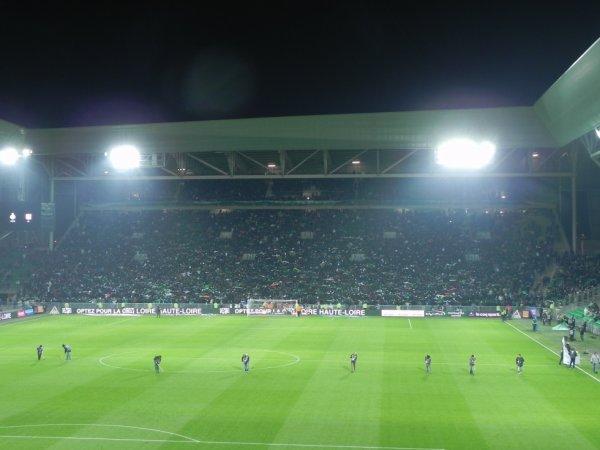 ASSE * OL  Le plus grand Derby de France, rien à voir avec un soit disant Classico.