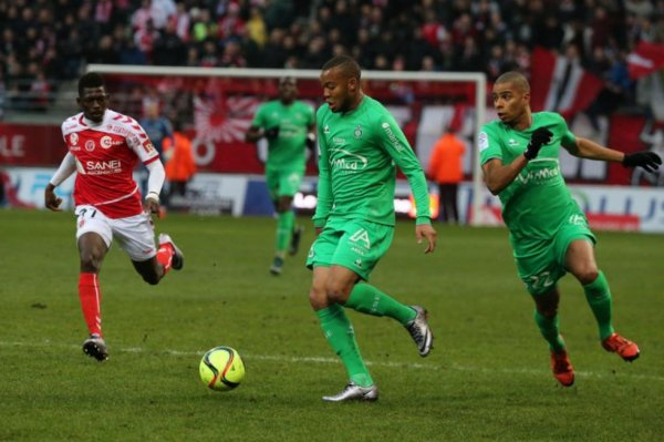 REIMS 1 * 1 ASSE : un point et des regrets.