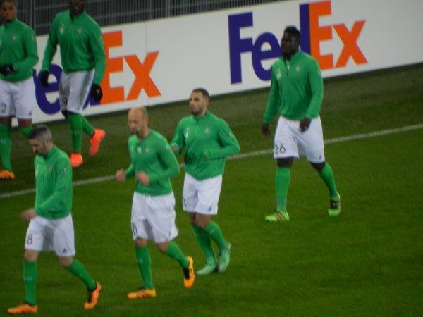 ASSE 3–2 FC BÂLE : .Les Amis se retrouvent toujours dans ce CHAUDRON chaud, bouillant pour l'Europe.