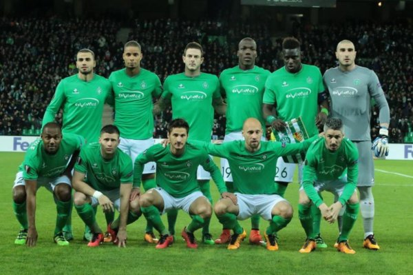 ASSE 3–2 FC BÂLE : avec une longueur d'avance.