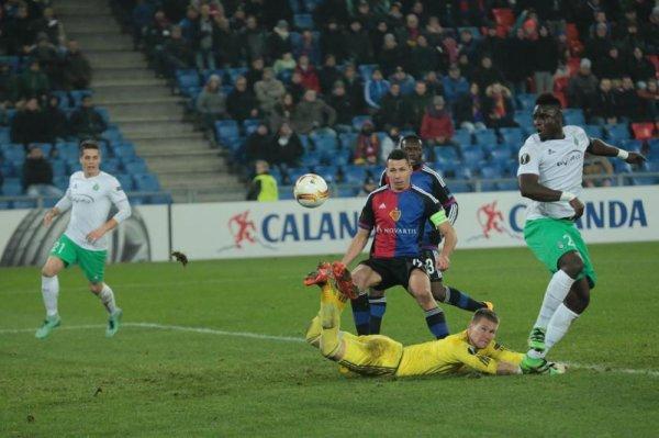 FC BÂLE 2 * 1 ASSE: il n'y a pas plus cruel.