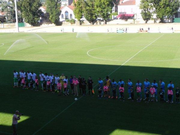 ASSE - TOURS -FC du 9 juillet 2016 match amical.