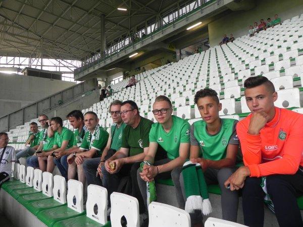 ASSE * ATHENES du 28 juillet 2016 Europa League