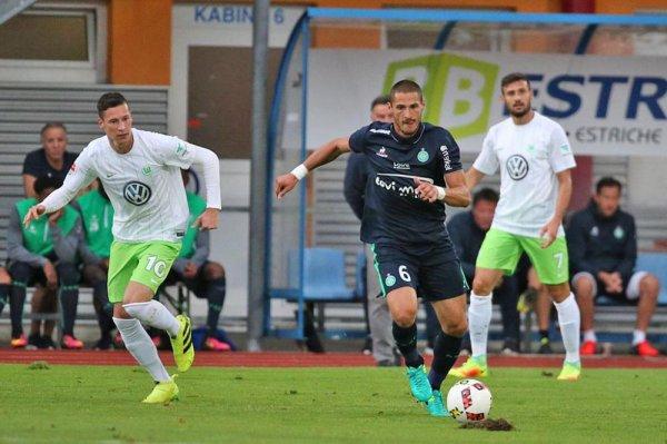 ASSE 0–1 WOLFSBURG : les VERTS sans réussite face aux Loups.