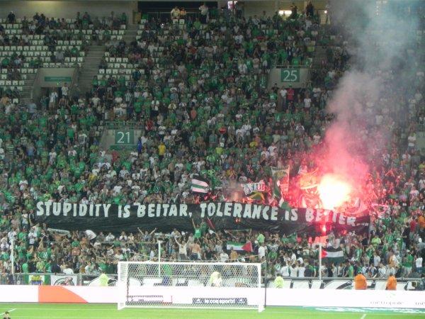 ASSE * BEITAR-JÉRUSALEM du 25 août 2016. Europa League