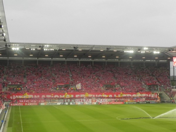 MAYENCE * ASSE du 15-9-2016 Europa League 2016-2017.