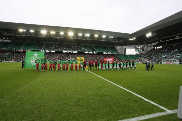 ASSE 1 * 1 DIJON FCO: béni soit le temps additionnel !