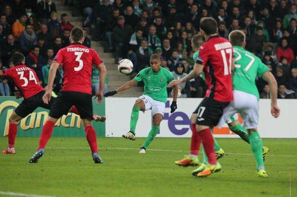 ASSE 1-0 QÄBÄLÄ: trois points et beaucoup d'espoirs.