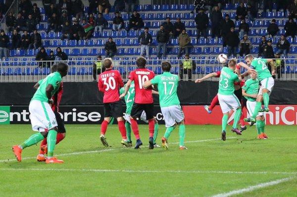 QÄBÄLÄ 1 - 2 ASSE: avantage Sainté.