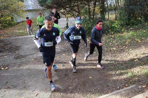 ROMEYER, WANTIER et Perdriau ont dominé le Sainté Trail Urbain..