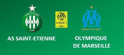 ASSE * OM du 30 novembre 2016 comptant pour la 15ème journée de championnat de ligue 1.