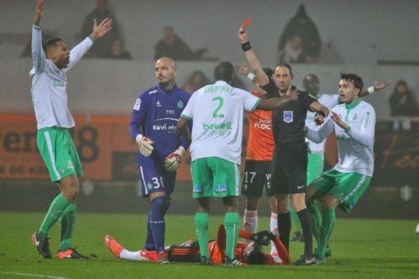 FC LORIENT 2 * 1 ASSE: c'est frustrant !.