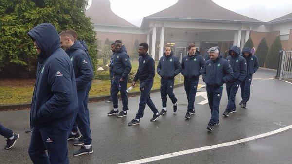 IRIS C CROIX * ASSE du 8 janvier 2017 coupe de France.
