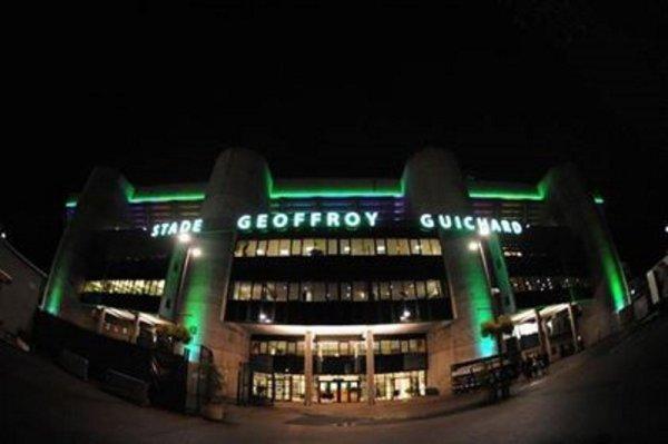 """C3 : """"GEOFFROY-GUICHARD sera plein de SUPPORTERS, pas de spectateurs""""."""