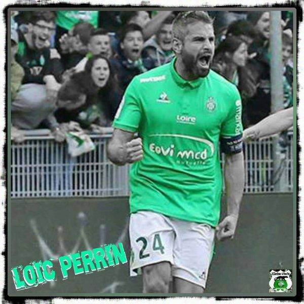 ASSE 2-2 FC METZ: LOÏC PERRIN sauve les siens.