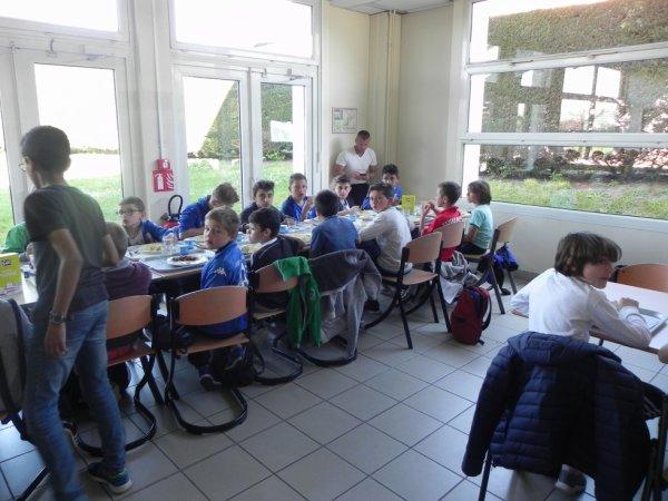 Journée au Centre de Formation de l'ASSE.