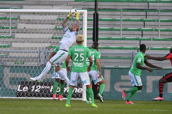 ASSE 1-1 Stade RENNAIS: un nul logique.