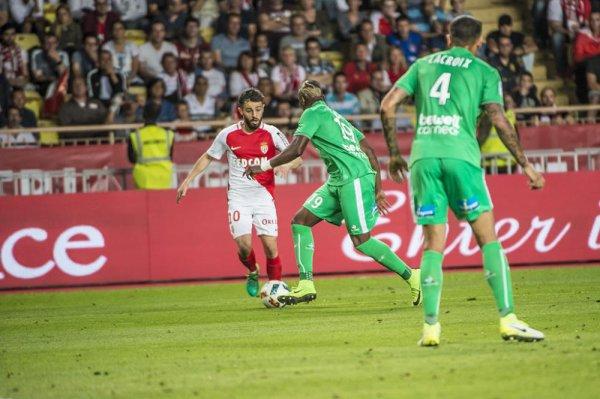 AS Monaco 2-0 ASSE: les VERTS ne freinent pas le champion.
