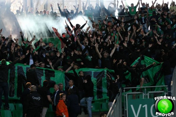 Flash : L'intrusion des supporters face à Rennes classée sans suite.