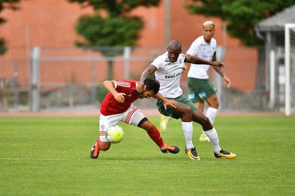 ASSE 2-0 AC AJACCIO: les VERTS maîtrisent.