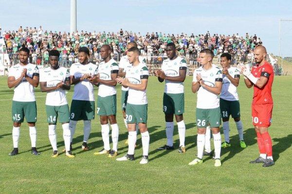Montpellier 1 * 0 ASSE: les jeunes se sont accrochés.
