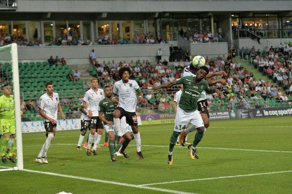 ASSE 1-0 OGC Nice: une performance pour lancer la saison.