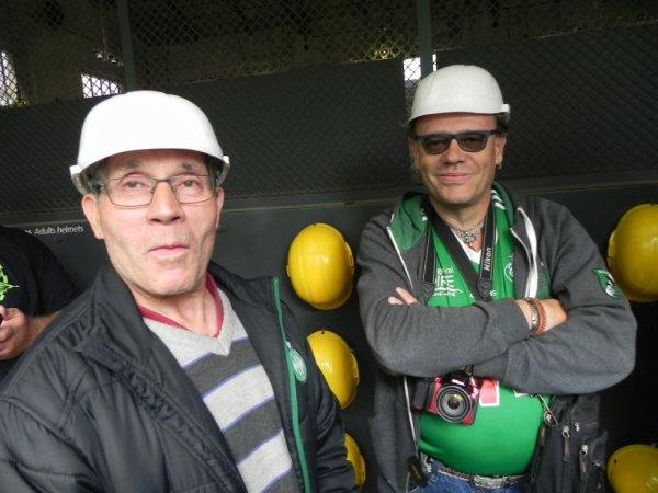 """VISITE du MUSÉE des MINES à SAINT-ETIENNE """"Quelle vie avaient ces Mineurs"""". Que c'est dur de voir tout cela."""