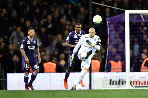 TOULOUSE 0 * 0 ASSE: les VERTS costauds !....