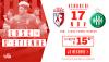 LOSC * ASSE du 17 novembre 2017 comptant pour la 13ème journée de championnat de ligue 1.