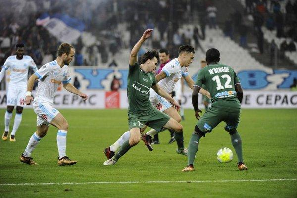 """OM 3–0 ASSE: pas de miracle au Vélodrome, voir un gâchis sans vouloir jouer. """" HONTEUX""""."""