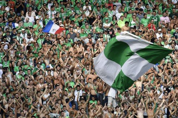 """""""SAINT-ETIENNE, c'est la plus belle ambiance de Ligue 1""""."""