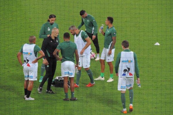 ASSE * MONACO du 28 septembre 2018 comptant pour la 8ème journée de championnat de ligue 1.