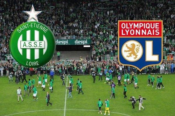 ASSE - OL du 3 octobre 2021 comptant pour la 9ème journée de championnat du ligue 1.