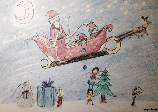 """Mini jeu Noël  ^_^"""""""