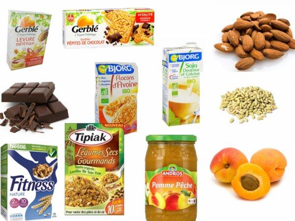 [ Alimentation ] Mes favoris nutrition ♥