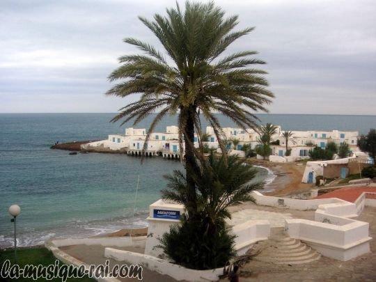 "COMPLEXE TOURISTIQUE""SET"" TIPAZA ALGERIE"